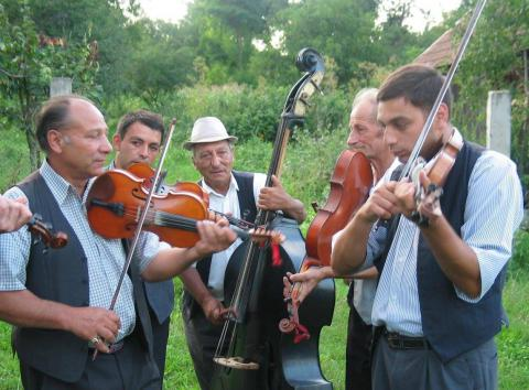 Palatca Village Band (Rumania)